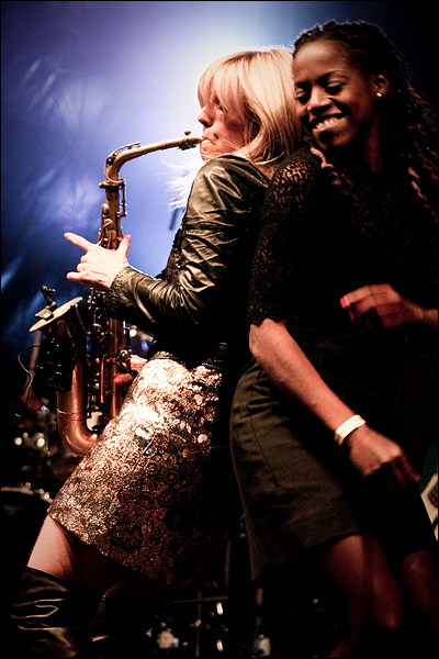 Candy Dulfer