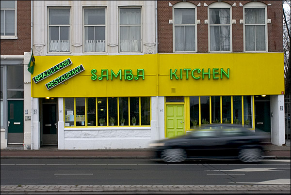 Braziliaans restaurant Samba Kitchen Rotterdam
