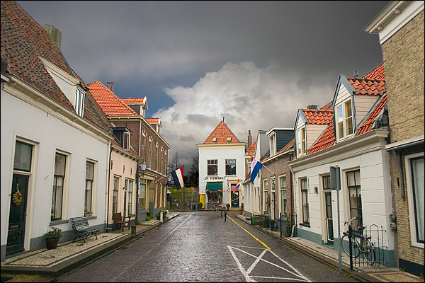 Koninginnedag in Elburg