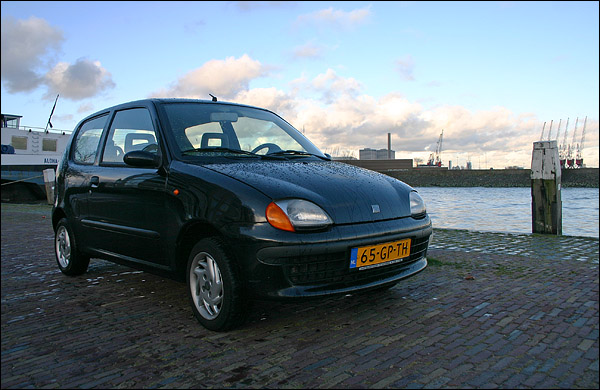 Fiat Seicento 1.1 Hobby (2001) occassion