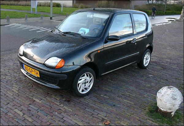 Tweedehands Fiat Seicento 1.1 Hobby (2001)
