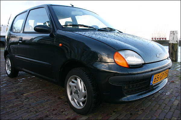 Fiat Seicento 1.1 Hobby (2001) occasion te koop