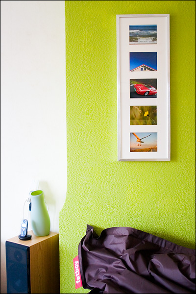 Ikea Ribba fotolijst