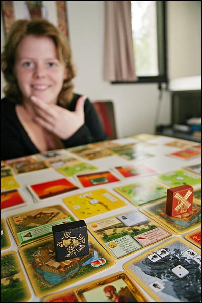 Kolonisten van Catan: Het kaartspel