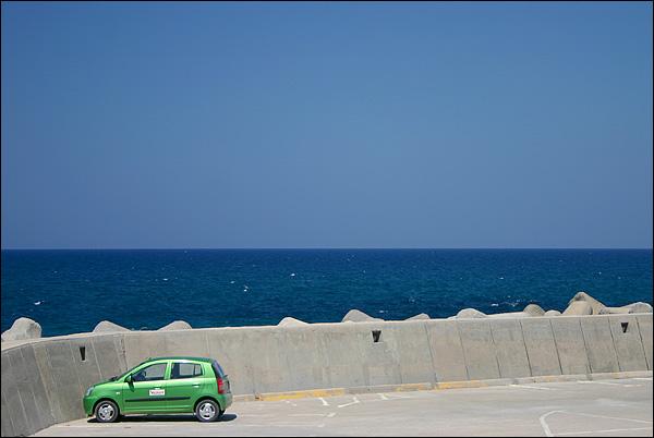 Huurauto op Kreta