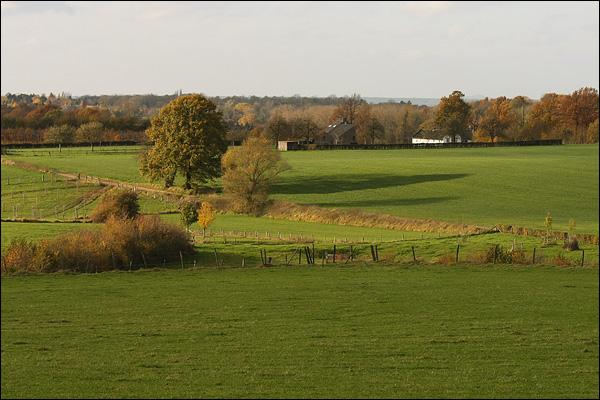 Landschap Zuid-Limburg