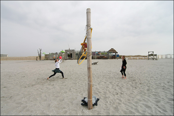 Beach Volleybal Hoek van Holland