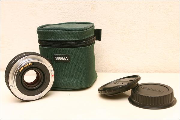 Sigma 1.4x extender (Canon)