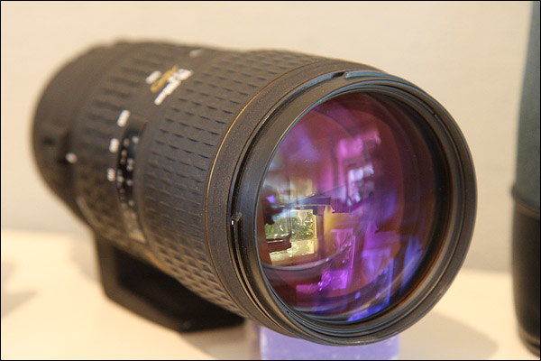 Sigma 70-200mm f/2.8 EX HSM (Canon)