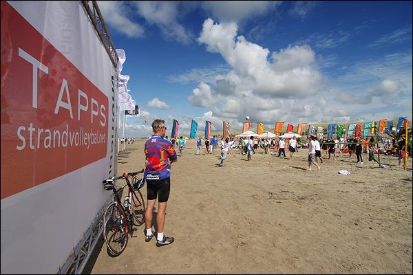 Tapps Strandvolleybal.net 2008 Wijk aan Zee