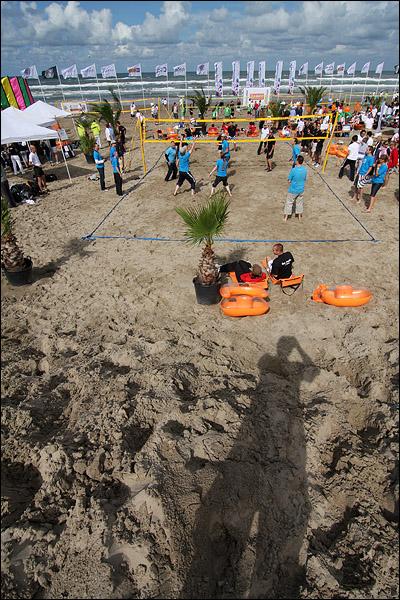 Tapps Strandvolleybal.net (Wijk aan Zee)