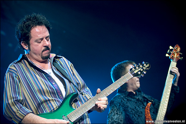 Toto - Steve Lukather - Falling in Between tour, Ahoy Rotterdam