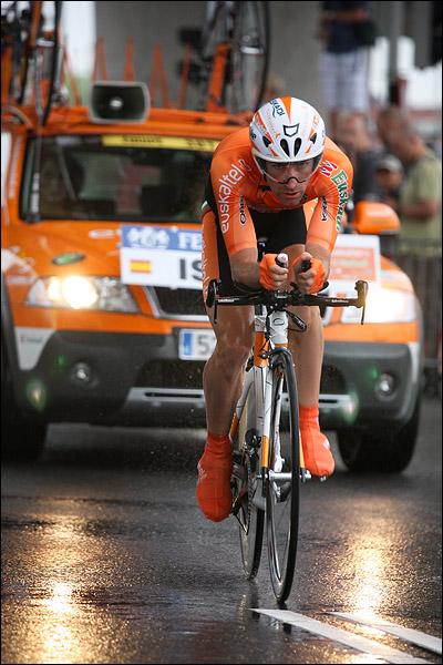 Inaki Isasi, Tour de France Rotterdam