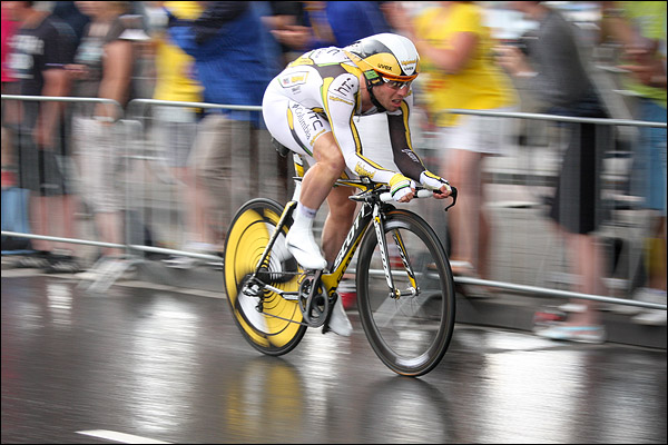 Mark Cavendish, Tour de France Rotterdam
