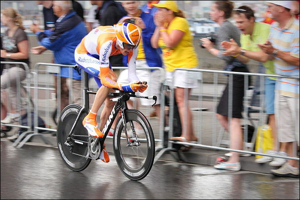 Robert Gesink, Tour de France Rotterdam