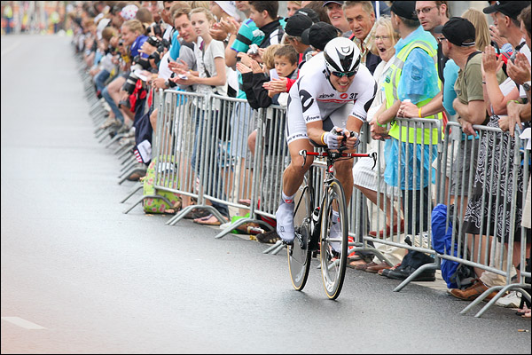 Thor Hushovd, Tour de France Rotterdam