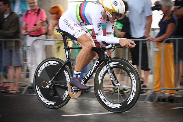 Fabian Cancellara, Tour de France Rotterdam