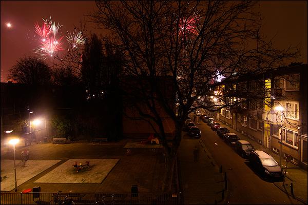 Vuurwerk Oud & Nieuw 2008/2009