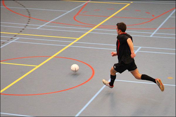 Zaalvoetbal (PPSC - Kralingen)