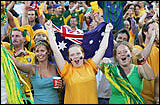Australië naar WK Voetbal ten koste van Uruguay