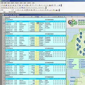 WK 2006 Excel Spreadsheet