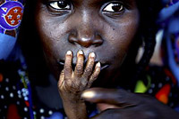Winnaar World Press Photo 2005: Finbarr O'Reilly, kind en moeder uit Niger